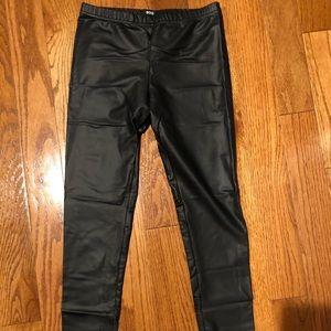 BDG Pants - BDG faux leather leggings